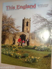 This England Magazine Spring 2000 English County Regiments