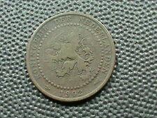 NETHERLANDS    1   Cent    1902