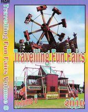 NEW TRAVELLING FUN FAIRS VOL 8 FAIRGROUND DVD SHOWMANS FUNFAIR RIDES