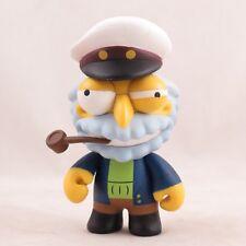 Kidrobot The Simpsons series 2 - Captain Horatio McCallister 3-inch vinyl figure