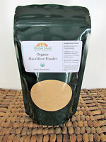 MACA ROOT POWDER - USDA Organic - 1oz Bag - Free Shipping - Non GMO