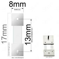 Pendelfeder für Standuhr, Großuhr Regulator 13mm Stiftabstand 415156
