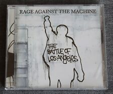 Rage Against The Machine, the battle of Los Angeles, CD