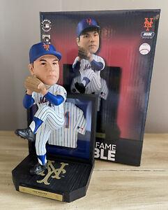 "TOM SEAVER New York Mets ""Matted Retired Jersey"" EXCLUSIVE Bobblehead #/241 NIB!"
