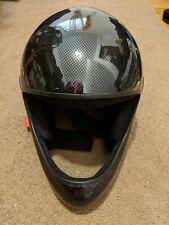 Paragliding HangGliding helmet | Cloud Chaser | Full Face | Carbon Fiber / Med.