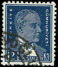 Scott # 750 - 1932 - ' Mustafa Kemal Pasha (Kemal Ataturk) '
