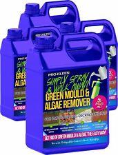 More details for prokleen patio cleaner mould algae moss killer fluid 25% stronger drive decking