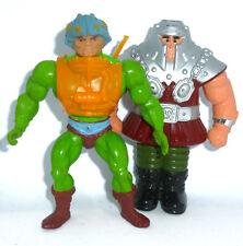 Man-At-Arms & Ram Man - Masters of the Universe MOTU he-man
