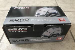 Disc Brake Pad Set-Euro Ultra Premium Ceramic Pads Front Akebono EUR1061