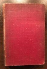THE LIFE OF FRANCIS WILLIAM CROSSLEY by J.RENDEL HARRIS - JAMES NISBET & CO