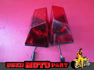 12 CAN-AM SPYDER RS-S RSS RIGHT & LEFT REAR TAILLIGHT TAIL BRAKE LIGHT LAMP OEM