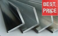 Stainless Steel Angle 304 Grade  Various Size 1 meter LONG !!