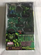 HeroClix Incredible Hulk SMASH! Fast Forces STARTER SET  MARVEL NUOVO