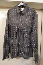 Pearly King Herren Hemd Sigmund Shirt, Größe M, L oder XL.
