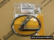 "Lexus IS250 IS350 (2006-2013) OEM Genuine FRONT Grille ""L"" LOGO EMBLEM"