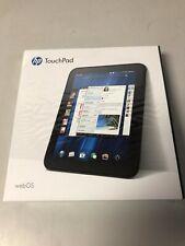 HP TouchPad FB359UA 32GB, Wi-Fi, 9.7in - Glossy Black- NEW SEALD