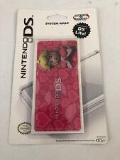 Nintendo Ds Lite System Wrap Princess Peach