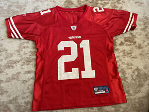 REEBOK NFL EQUIPMENT 49ERS FRANK GORE YOUTH BOYS LARGE JERSEY