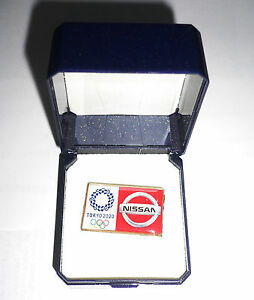 2020 Olympic Games Tokyo PIN and Case