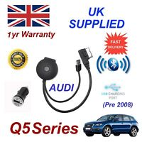 For AUDI Q5 Bluetooth USB Streaming Module MP3 iPhone HTC Nokia LG Sony Kit 08