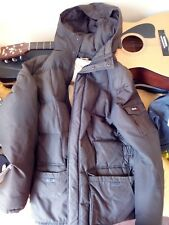 giubbotto uomo WOOLRICH BLIZZARD piumino marrone brown  jacket men size xxl
