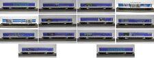 Roco 47870 bis 47883, Siemens Werbewagenzug EXIDER komplettes Set, 14 Wagen
