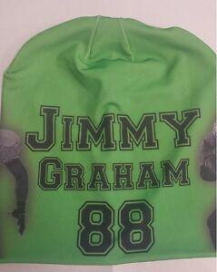 Seattle Seahawks Jimmy Graham Beanie (NEW) NFL Hat Toboggan Stretch