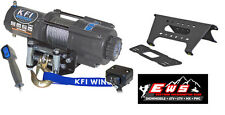 POLARIS RZR 800 KFI 4500LB WINCH & MOUNT 2008-2014