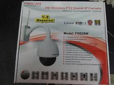 Foscam HD Wireless PTZ Dome IP Camera 1.3 MegaPixel