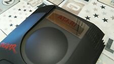 Atari Jaguar custom made cartridge slot cover (dust cover with red logo)