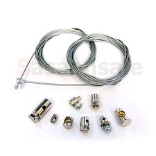 UNIVERSAL CABLE REPAIR KIT FOR MOTORCYCLE THROTTLE / CLUTCH