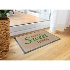 Fussmatte Homelike Sweet Home beige 50x70 cm