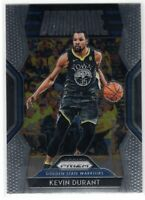 2018-19 Panini Prizm Basketball Kevin Durant Dominance Insert Card #9 Warriors