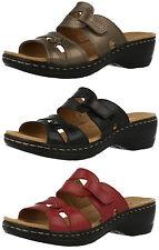 Clarks Mid Heel (1.5-3 in.) Women's Slip On, Mules Shoes