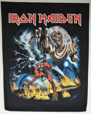 IRON MAIDEN - Number Of The Beast - 30,2 cm x 36,4 cm - Backpatch - 165625
