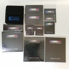 Formatt Hitech filter system lot 11 resin filters