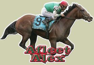 Afleet Alex  Full Color Decal