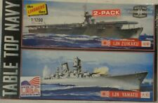 Lindberg 1/1200 Tabletop Navy: Japanese Yamato/Zuikaku (2) LND424