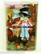 "ALICE IN WONDERLAND ""MAD HATTER"" DOLL 2007 Silver Label HTF Barbie_L5851_NRFB"