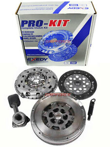 EXEDY CLUTCH KIT+SLAVE CYL +FLYWHEEL fits 2002-2004 FORD FOCUS SVT 2.0L 6-speed