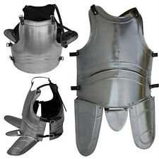 Medieval Jousting Renaissance Knight Body Classic Cuirass  7 Piece Armor Set