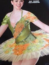 Ballet Dance Costume Artstone platter style Professional younger than springtime