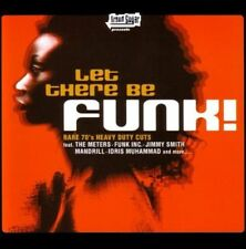 Let there be Funk!-Rare 70's heavy duty Cuts Meters, Funk Inc., Pointer S.. [CD]