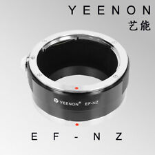 YEENON EOS/EF mount lens to Nikon Z mount camera adapter