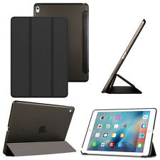 New Smart Stand Magnetic Leather Case Back Cover for Apple 9.7 iPad Pro Black