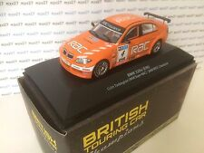 VOITURE BMW 320 SI (E90) COLIN TURKINGTON 1/43 EME 2009 BTCC CHAMPION