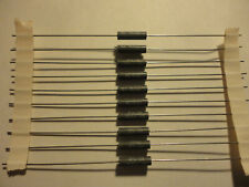 10pcs Dale Rs1a 100 Ohm 1w 1 Wire Wound Resistor