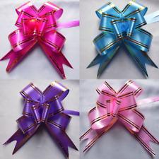 Large 30mm Pull Bow Ribbon Gift Present Wrap Wedding Birthday Xmas Anniversary