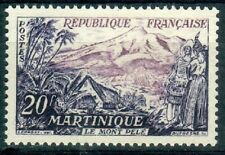 MONT PELE MARTINIQUE N° 1041 - NEUF SANS CHARNIERE - LUXE