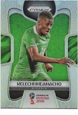 2018 Panini FIFA World Cup Silver Prizm (141) Kelechi IHEANACHO Nigeria